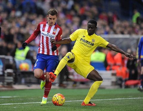 Villarreal bán  Eric Bailly với số tiền lớn