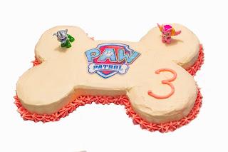 DIY Paw Patrol Cake