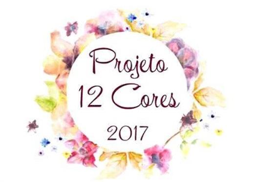 Projeto 12 Cores 2017