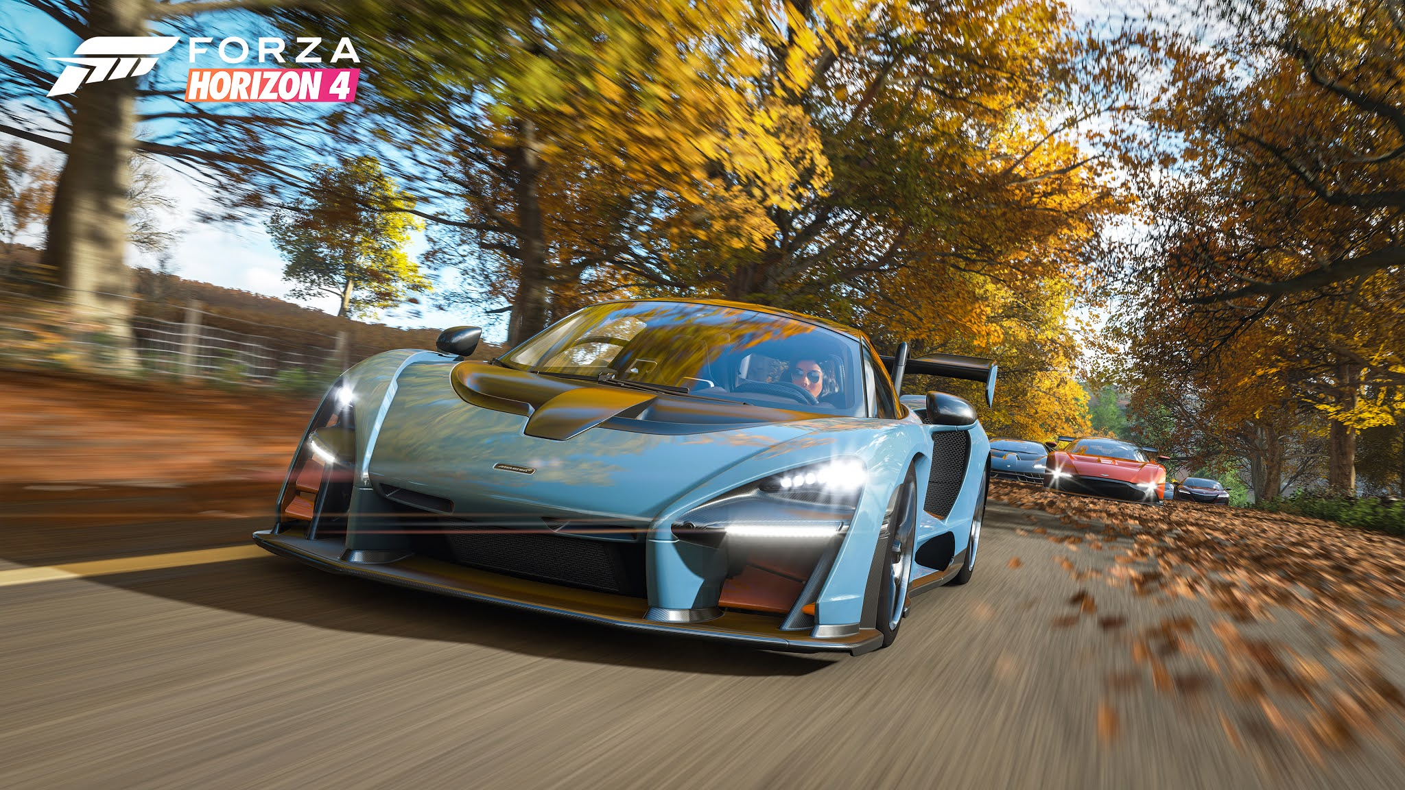 Forza Horizon 4: Saving (All cars in stock, a lot of money)