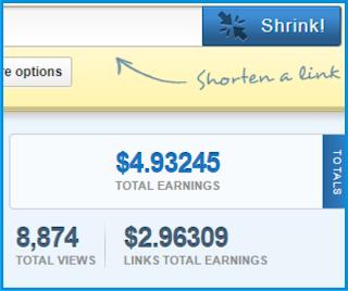 pendapatan dolar dari adf.ly