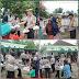 Giat Jumat Barokah Polda Sumsel Bagikan Sarapan Pagi Gratis  500 bungkus Pada Masyarakat