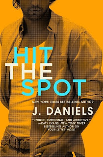 Hit the Spot by J. Daniels