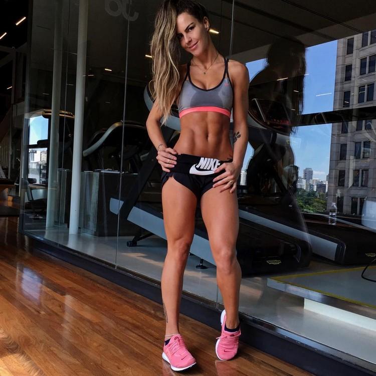 Camila Guper Brazilian Fitness Models