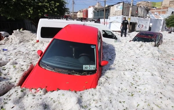 The World's Massive And Deadliest Hailstorms