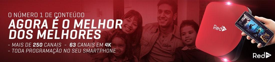 Lançamento! RedPro | Ultra HD 4K