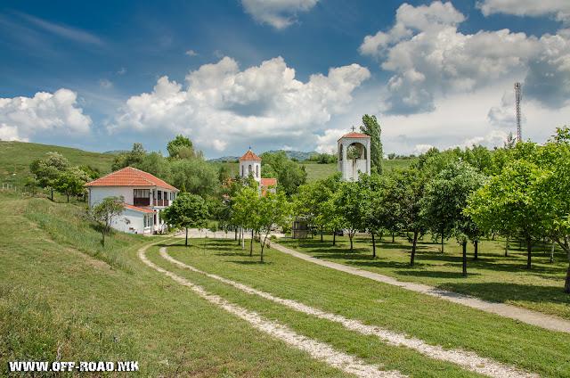 Sv. Nikola, Meglenci, Municipality of Novaci