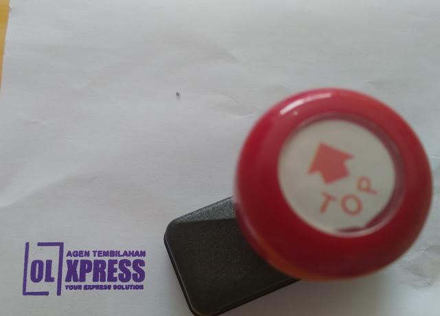 Stempel Otomatis Mini