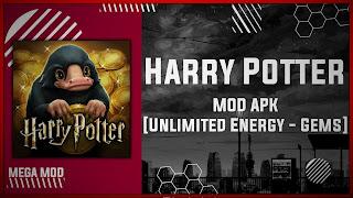 Harry Potter: Hogwarts Mystery MOD APK [UNLIMITED ENERGY - UNLIMITED GEMS] Latest (V3.3.3)