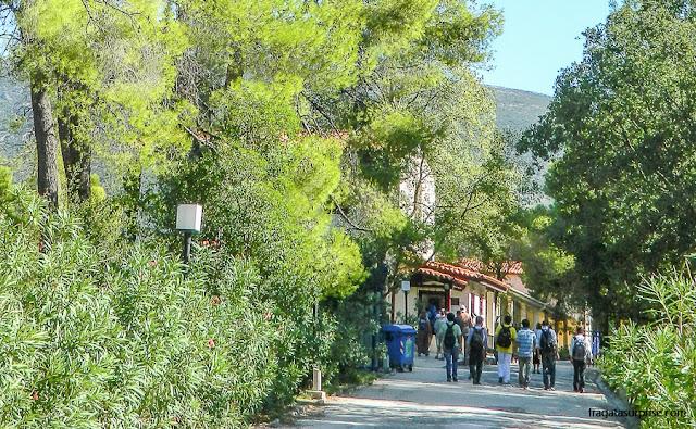 Grécia - Sítio Arqueológico de Epidauros