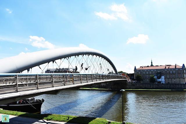 Puente de Bernatek, Cracovia