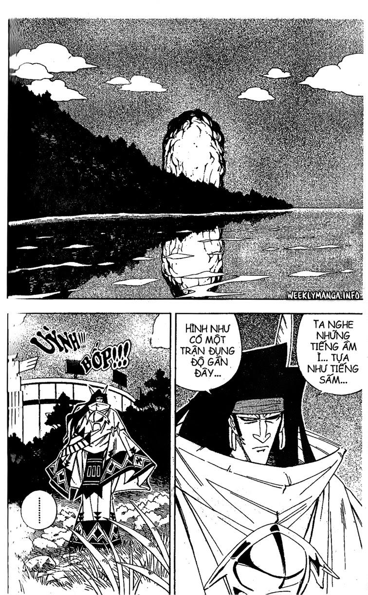 Shaman King [Vua pháp thuật] chap 193 trang 3