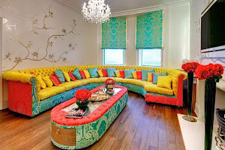 sala con acento coral