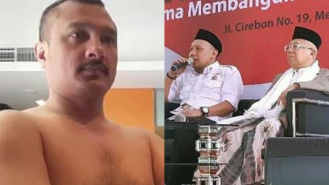Santri dan Relawan Ma'ruf Amin Marah, Desak Ferdinand Minta Maaf
