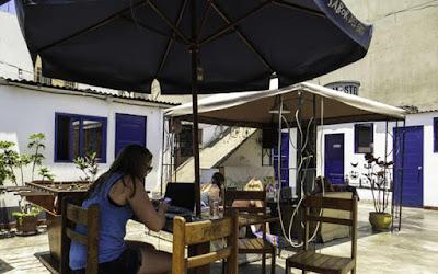 Donde dormir en Lima, Donde alojarse en Miraflores, Dragonfly Hostel