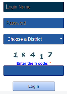 Department login
