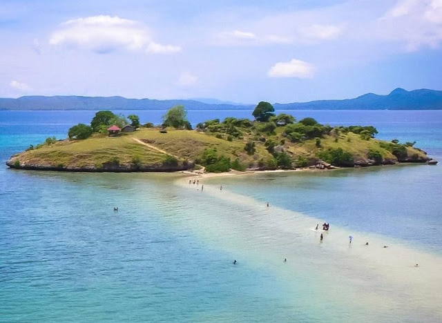 Pulau Nisa Lampa Jaram