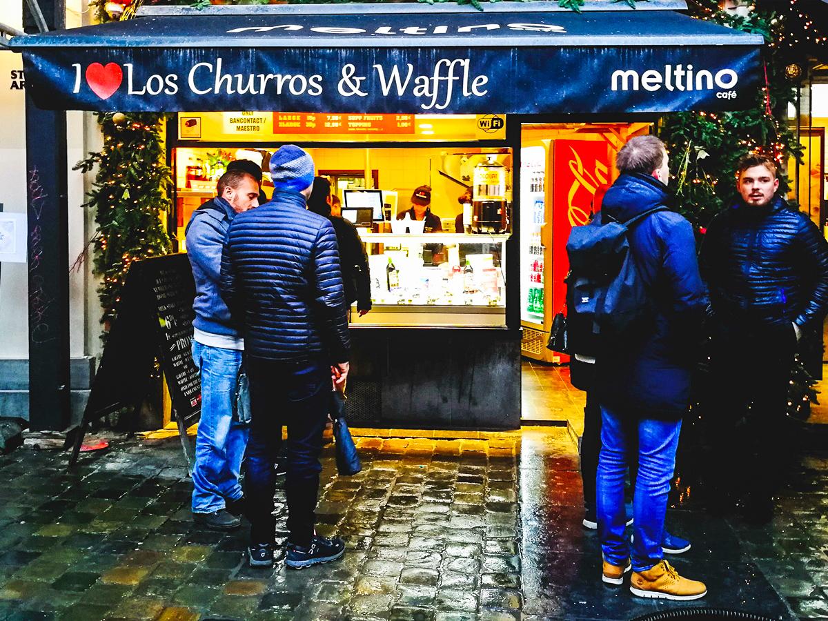 Belgijskie słodycze