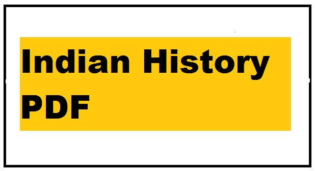 Indian History PDF (Bharat No Varaso & Shilp & Sthapatya)