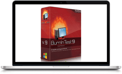 BurnInTest Professional 9.1 Build 1003 (x64) Full Version