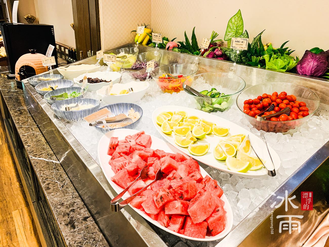 川湯春天溫泉飯店德陽館|早餐|水果