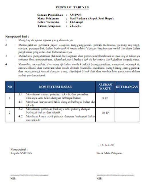 prota-smp-k13-tahun-ajaran-2020-2021