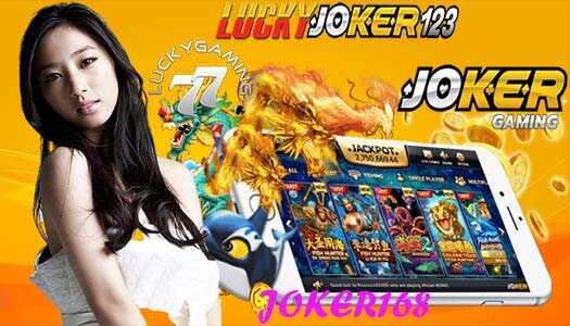 JOKER168 JUDI GAME SLOT ONLINE NOMOR 1 JOKER123