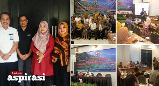 Optimalisasi Pengembangan Desa Wisata, Kemendes PDTT Sosialisasikan Modul Pelatihan Pembangunan Desa Wisata