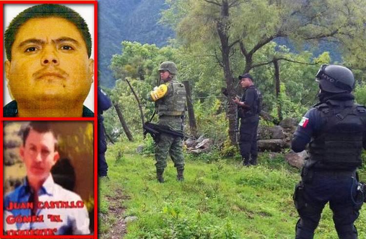 """VIDEO, Vinculan a """"El Carrete"""" y """"El Teniente"""" con fuertes enfrentamientos en zonas de Leonardo Bravo, Guerrero"""