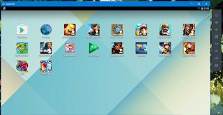 Emulator Android Ringan Terbaru 2018 Untuk PC