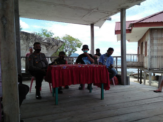 Unhas Lirik Potensi Wisata Bahari  Pulau Sembilan