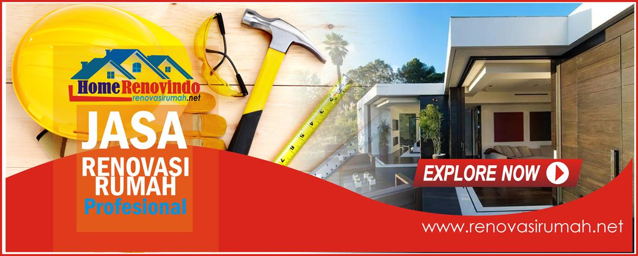 Jasa Renovasi Rumah Profesional