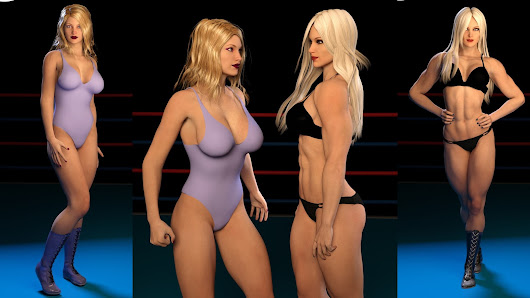 RENDER - Lena and Dani (recent graduate)
