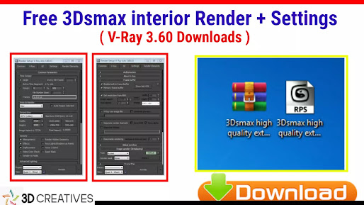 vray 3.60 render settings