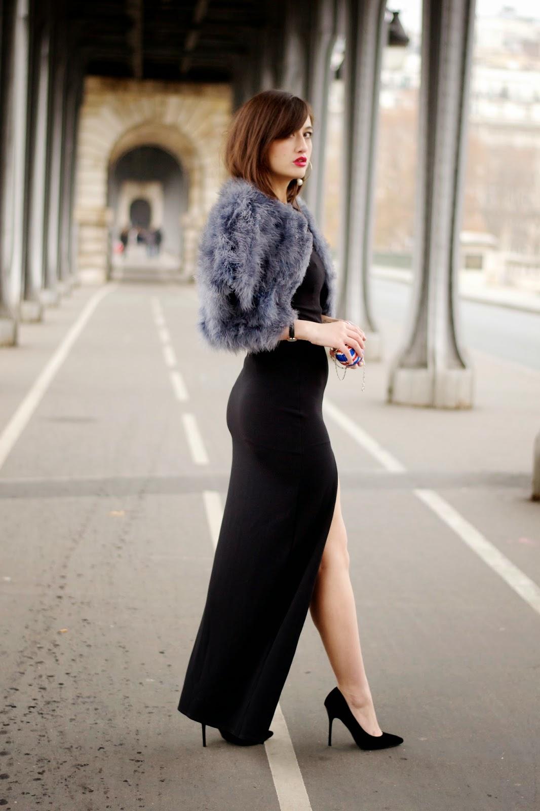 黑色小礼服