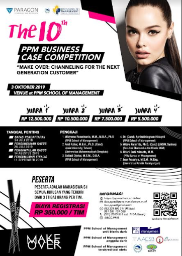 Business Case Competition 2019 di PPM School of Management