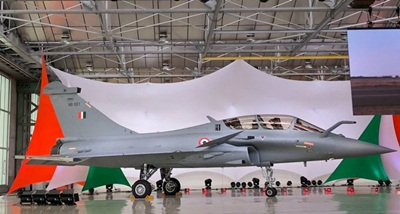 Indian Air Force: Rafale likely to arrive in India by July end