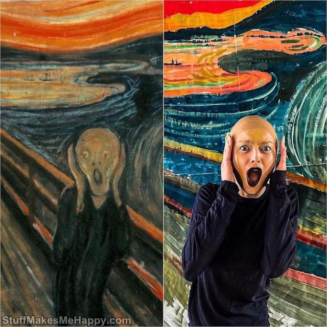 Le cri (Edvard Munch)