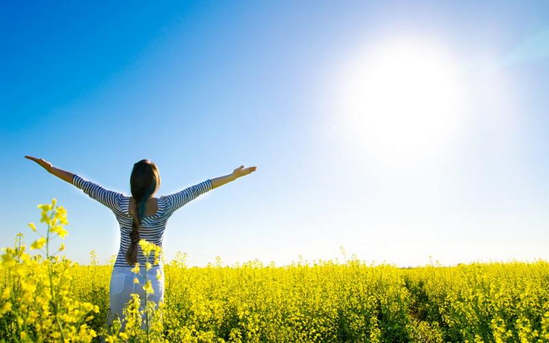 Βιταμίνη D: Η βιταμίνη του ήλιου! Πόσο ήλιο χρειάζεστε;