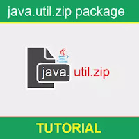 [Apps] Learn Java.util.zip package