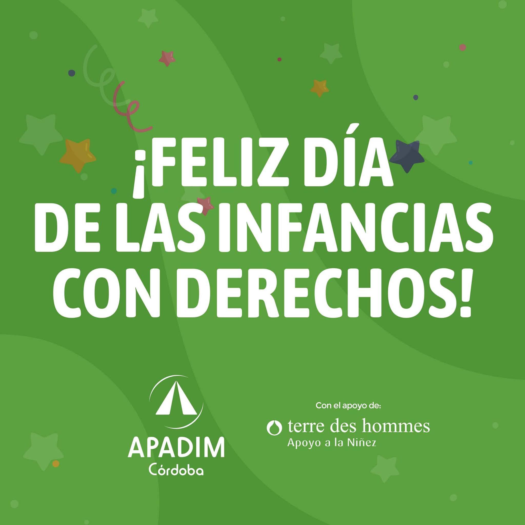 ¡Feliz Día a las Infancias, Diversas y con Derechos!