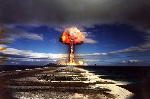 """Um """"CAIXÃO NUCLEAR"""" pode estar Vertendo Partículas Radioativas no Oceano Pacífico"""