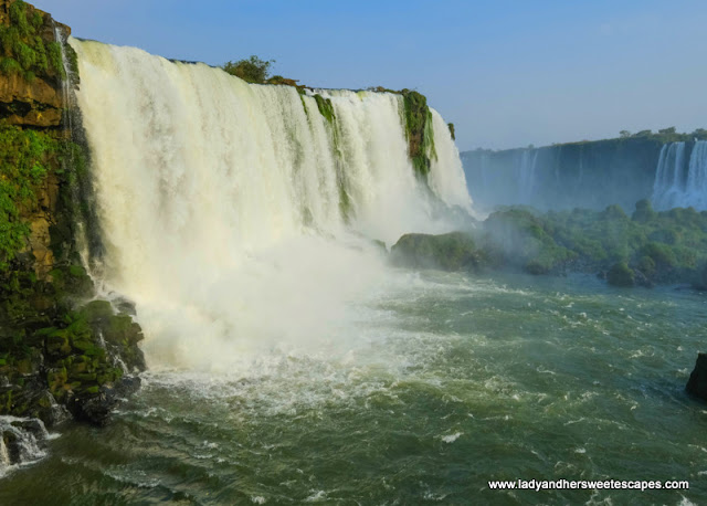 Salto Santa Maria falls