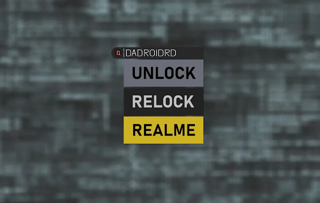 Unlock / Relock Bootloader Realme All version