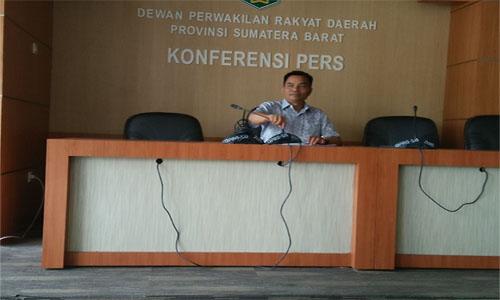 H.Hidayat ,S.Sos.MM,Anggota DPRD Sumbar Minta Maaf Atas Ucapannya Provokasi Mahasiswa Untuk Turunkan Jokowi