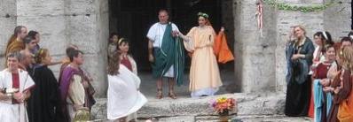 El Matrimonio Romano Monografias : El matrimonio romano derecho romano