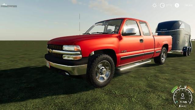 FS19 Chevrolet Silverado 1500 99 V1.0