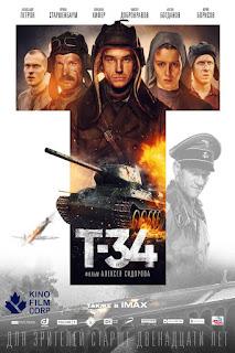 T-34 (2019) Dual Audio 720p WEBRip