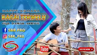 Lirik Lagu Bagai Terwelu - Happy Asmara