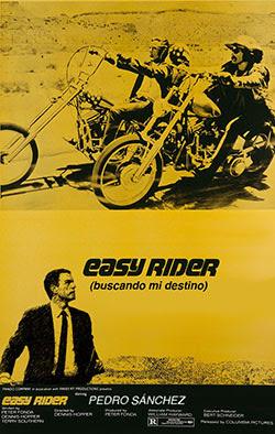 el villano arrinconado, humor, chistes, reir, satira, Pedro Sanchez, Easy Rider